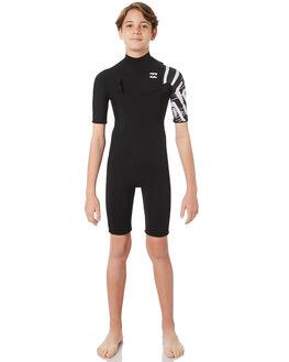 BLACK PRINT BOARDSPORTS SURF BILLABONG BOYS - 8781420BLKPR