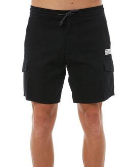 BLACK BLACK MENS CLOTHING HURLEY SHORTS - AJ2627010