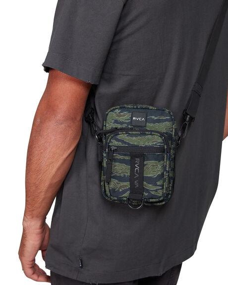 CAMO MENS ACCESSORIES RVCA BAGS + BACKPACKS - RV-R307472-CMO