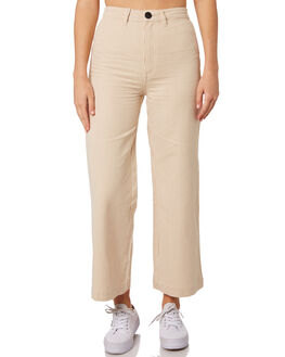 GOLD STRIPE WOMENS CLOTHING ROLLAS PANTS - 13069-2720