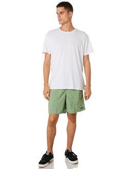 MATCHA GREEN MENS CLOTHING PATAGONIA BOARDSHORTS - 58034MACH