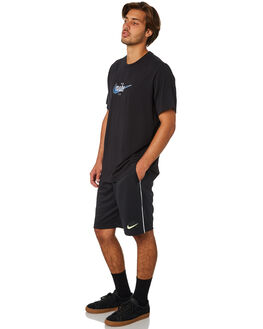 BLACK MENS CLOTHING NIKE SHORTS - AJ9771010