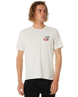 OFF WHITE MENS CLOTHING BRIXTON TEES - 06793OFFWH