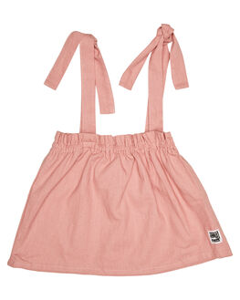 LINEN ROSE KIDS GIRLS SWEET CHILD OF MINE TOPS - SS18BONITATPLNRSE
