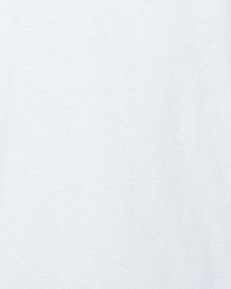 WHITE MENS CLOTHING RVCA TEES - RV-R107093-WHT