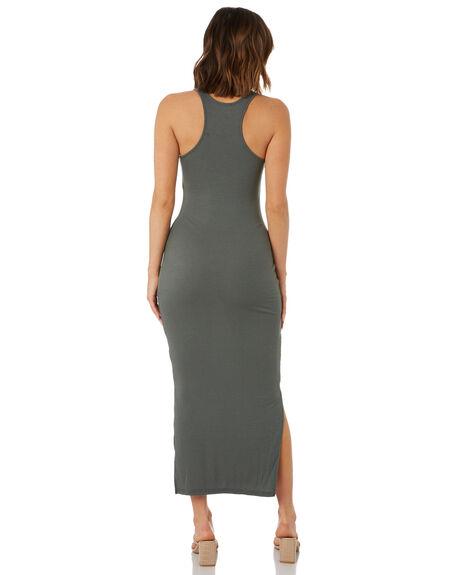 GREEN WOMENS CLOTHING TOBY HEART GINGER DRESSES - T14380GRN
