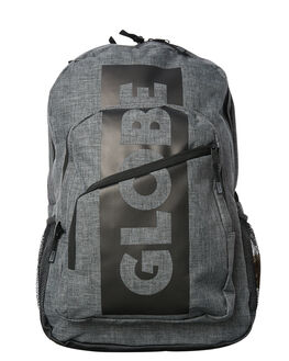 CHARCOAL MENS ACCESSORIES GLOBE BAGS + BACKPACKS - GB71619016CHAR
