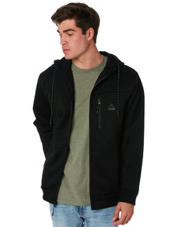 BLACK MENS CLOTHING BILLABONG JUMPERS - 9585628BLK
