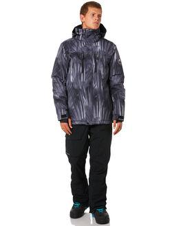 BLACK STELLAR BOARDSPORTS SNOW QUIKSILVER MENS - EQYTJ03186KVJ7
