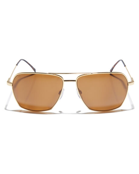 GOLD MENS ACCESSORIES ELECTRIC SUNGLASSES - EE12609843GLDPZ