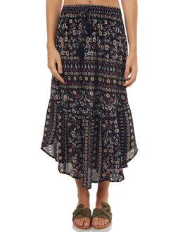 BLACKBIRD BORDER WOMENS CLOTHING O'NEILL SKIRTS - 4022403BLBO