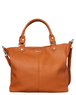 TAN WOMENS ACCESSORIES RUSTY HANDBAGS - BFL0956TAN
