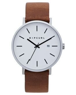 SILVER MENS ACCESSORIES RIP CURL WATCHES - A31750544