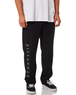 BLACK MENS CLOTHING BILLABONG PANTS - 9595302BLK