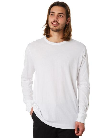 WHITE MENS CLOTHING NIKE TEES - 923450100
