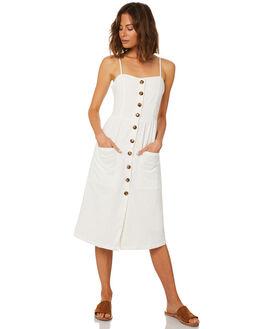 OFF WHITE WOMENS CLOTHING MINKPINK DRESSES - MP1806453WHITE
