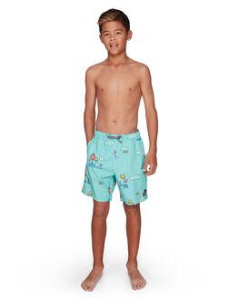 MINT KIDS BOYS BILLABONG BOARDSHORTS - BB-8508401-MNT