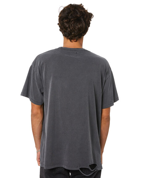 VINTAGE BLACK MENS CLOTHING THE PEOPLE VS TEES - HS20M015VNBK