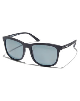MATTE BLACK GREY MENS ACCESSORIES ARNETTE SUNGLASSES - 0AN4240BGREY