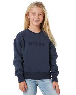 BLUE NIGHTS KIDS GIRLS RUSTY JUMPERS + JACKETS - FTG0004BNI