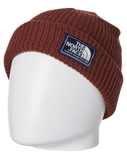 BAROLO RED MENS ACCESSORIES THE NORTH FACE HEADWEAR - NF00A6W3D4Q