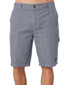 HICKORY STRIPE MENS CLOTHING DICKIES SHORTS - K3190801HS