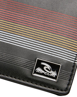 RED MENS ACCESSORIES RIP CURL WALLETS - BWUKM20040