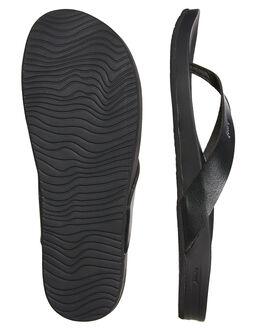 BLACK WOMENS FOOTWEAR REEF THONGS - A3FDSBLA