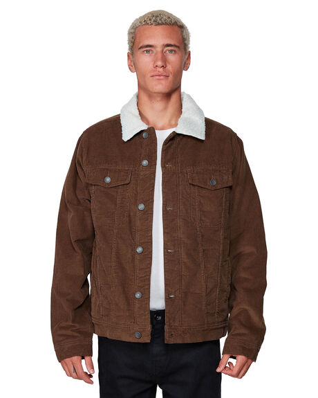 DARK EARTH MENS CLOTHING BILLABONG JACKETS - BB-9595912-DKA