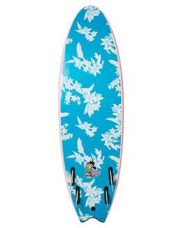 PASTEL PINK BOARDSPORTS SURF CATCH SURF SOFTBOARDS - ODY60Q-SLPK19