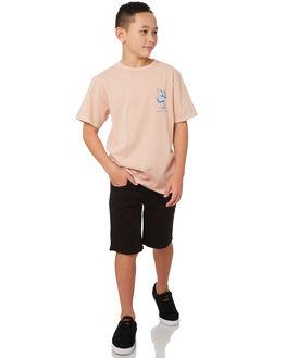 HAZEY PINK KIDS BOYS VOLCOM TOPS - C5241877HZP