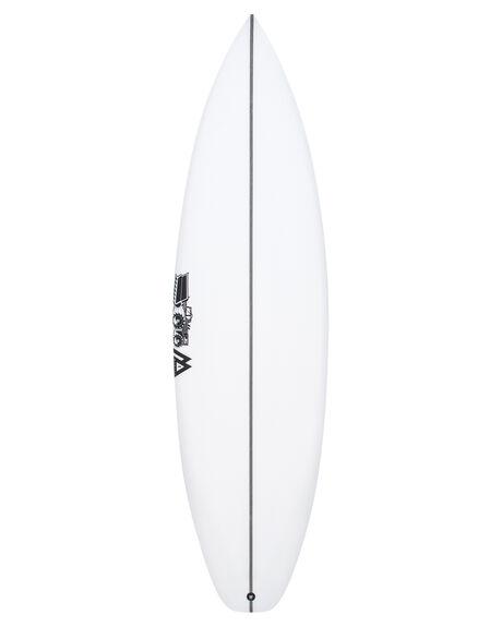 CLEAR BOARDSPORTS SURF JS INDUSTRIES SURFBOARDS - JPM8ACLR