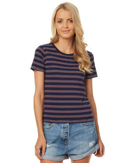 STRIPE WOMENS CLOTHING SWELL TEES - S8174002STR