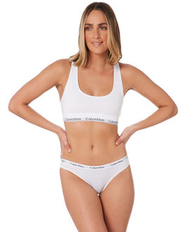 WHITE WOMENS CLOTHING CALVIN KLEIN SOCKS + UNDERWEAR - BD1618100