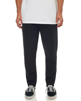 BLACK MENS CLOTHING HURLEY PANTS - 924824010