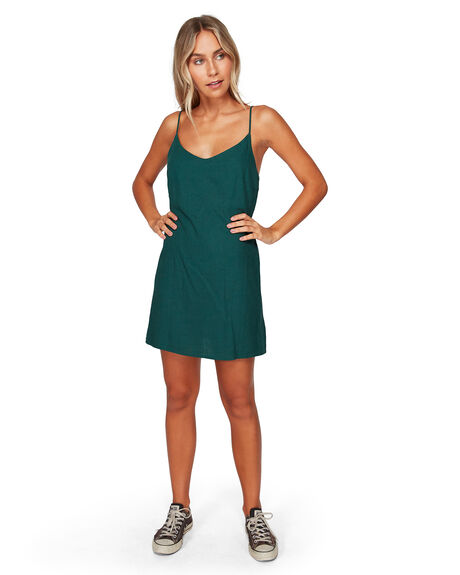 JUNE BUG WOMENS CLOTHING BILLABONG DRESSES - BB-6572476-JBG