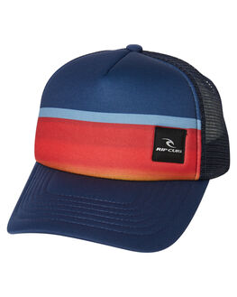NAVY KIDS BOYS RIP CURL HEADWEAR - KCAQH10049