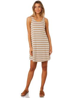 HONEY WOMENS CLOTHING RHYTHM DRESSES - JUL18W-DR01-HON