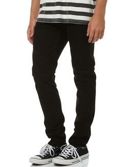 BLACK CUSTOM MENS CLOTHING RIDERS BY LEE JEANS - R-500717-061BLK