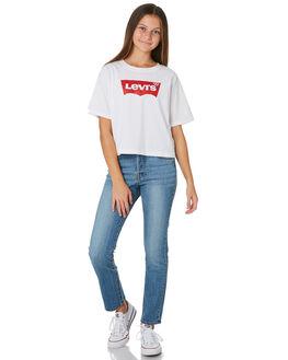 YESTERDAY KIDS GIRLS LEVI'S PANTS - 37343-0005YST
