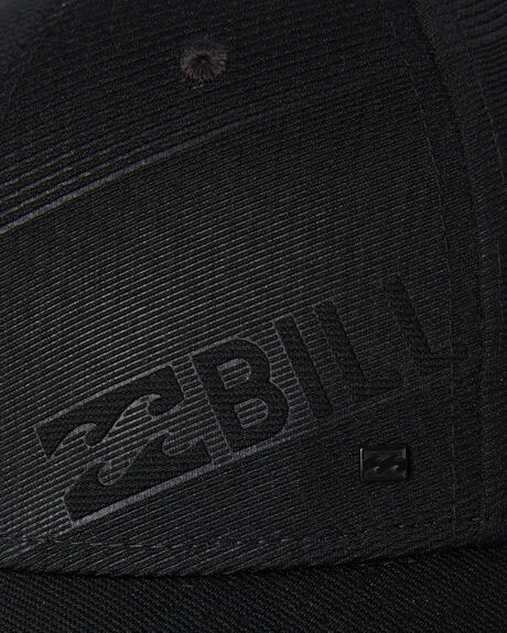 BLACK MENS ACCESSORIES BILLABONG HEADWEAR - 9685312ABLACK
