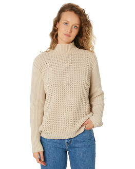 CREAM OUTLET WOMENS SWELL KNITS + CARDIGANS - S8194146CREAM