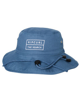 DUSTY BLUE KIDS BOYS RIP CURL HEADWEAR - KHAEH13458