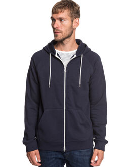 NAVY BLAZER MENS CLOTHING QUIKSILVER JUMPERS - EQYFT03849-BYJ0