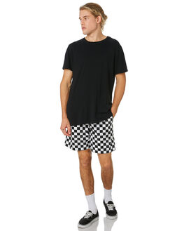 CHECKERBOARD MENS CLOTHING VANS SHORTS - VN0A3W4V705CHECK