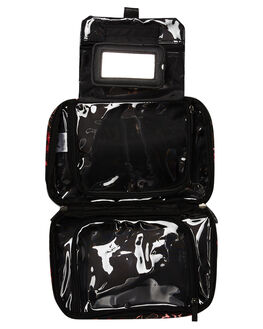 BLACK WOMENS ACCESSORIES RUSTY BAGS + BACKPACKS - TRL0255BLK