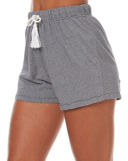 STRIPE WOMENS CLOTHING SWELL SHORTS - S8174231STR