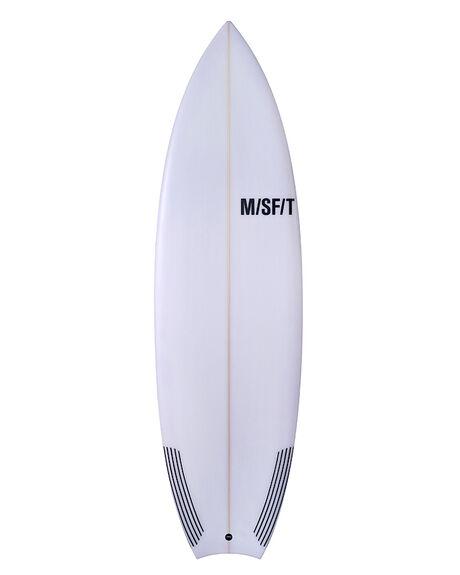 CLEAR SURF SURFBOARDS MISFIT PERFORMANCE - DINGOBAND