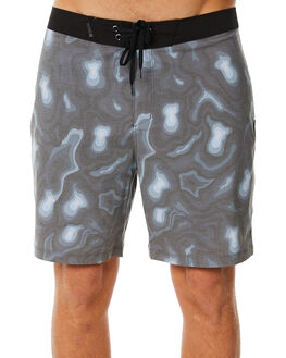 BLACK BLACK MENS CLOTHING HURLEY BOARDSHORTS - AQ3289010