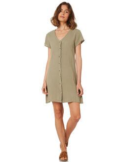 SAGE WOMENS CLOTHING THRILLS DRESSES - WSMU8-910FSAGE